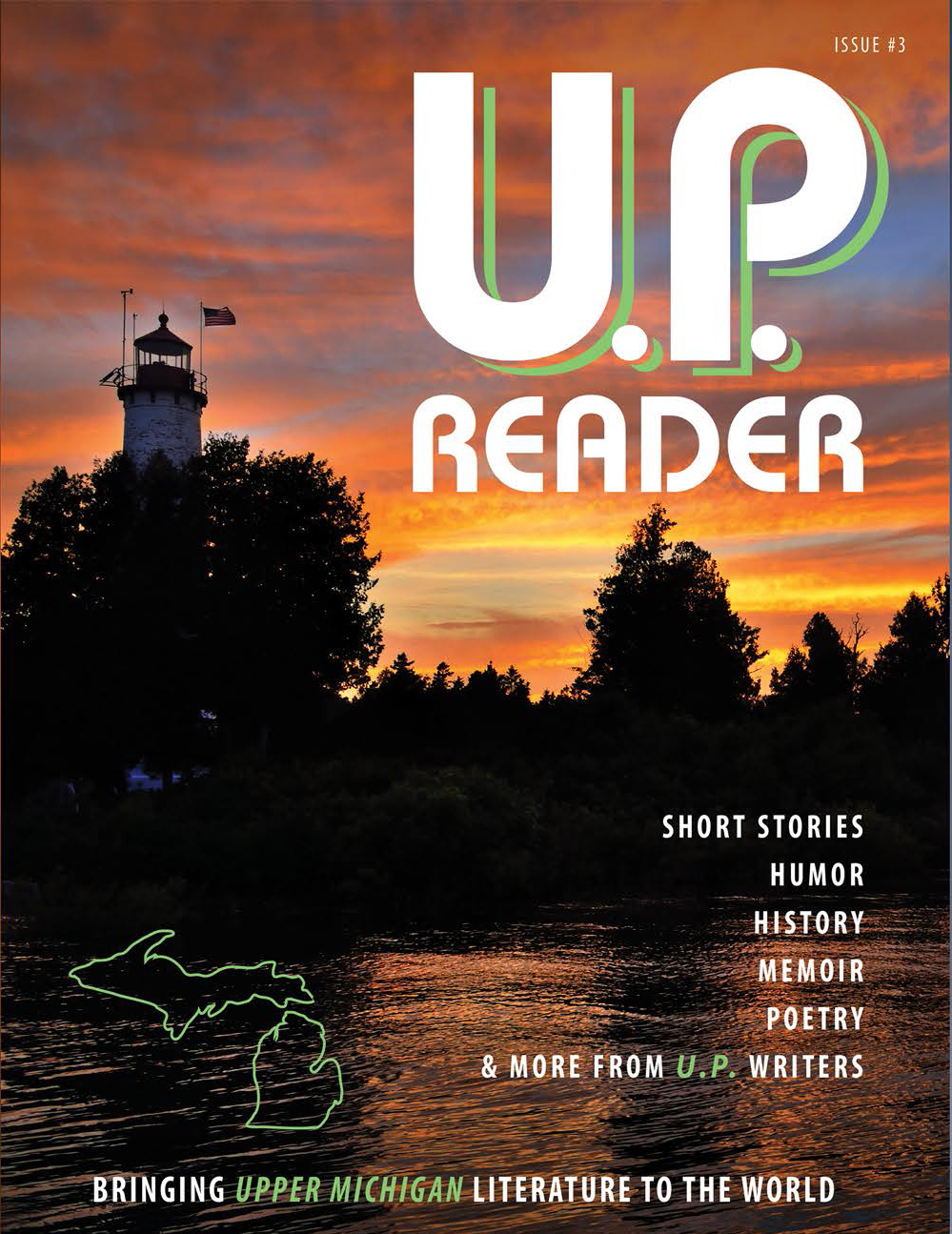 U.P Reader Issue #3